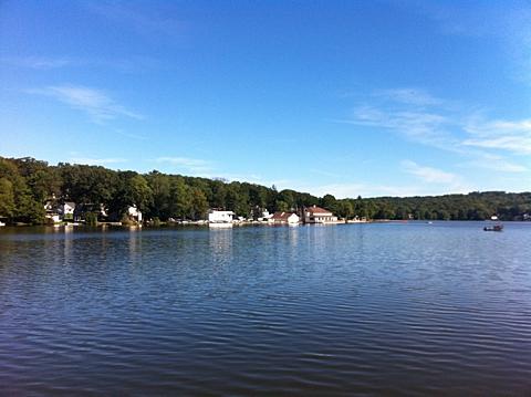 Packanack Lake, September 11, 2012