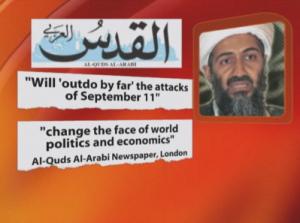 Nov. 10, 2008 al Qaeda threats