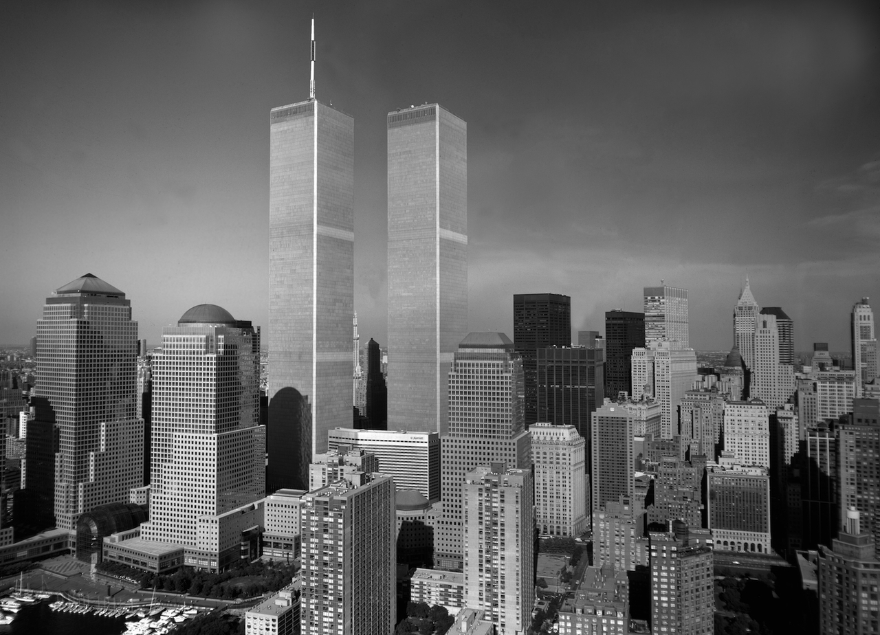 The World Trade Center Towers